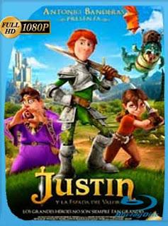 Justin, el caballero valiente  HD [1080p] Latino [Mega] dizonHD