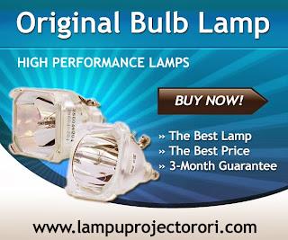 Distributor lampu infocus murah