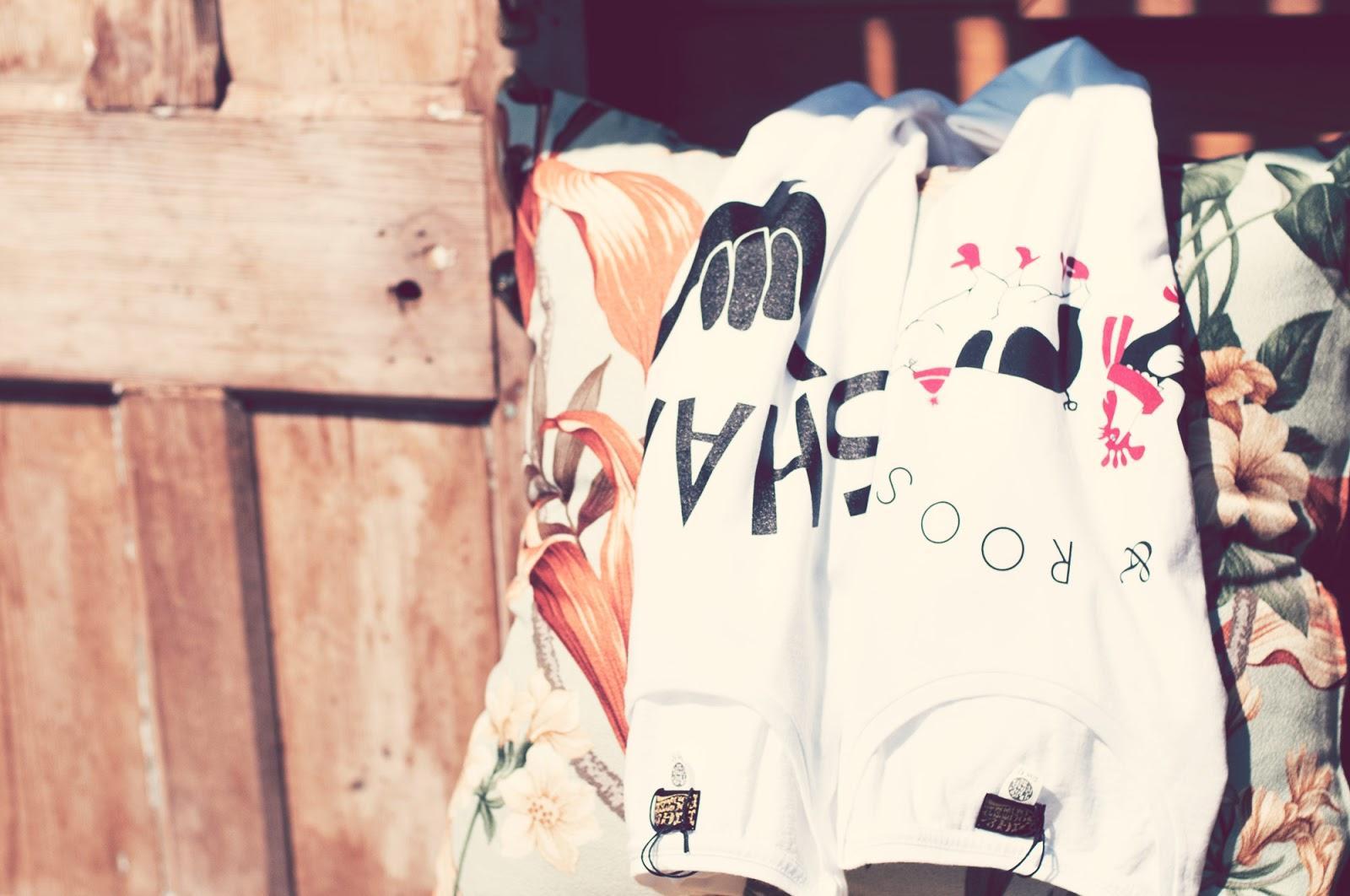 ピッグ&ルースターT Tシャツ
