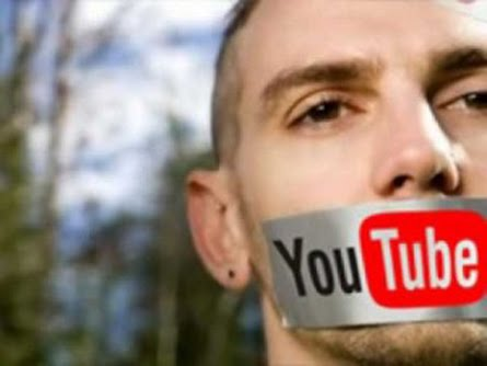 Feds Order You Tube To Remove Video For Containing Government Criticism youtubezensur