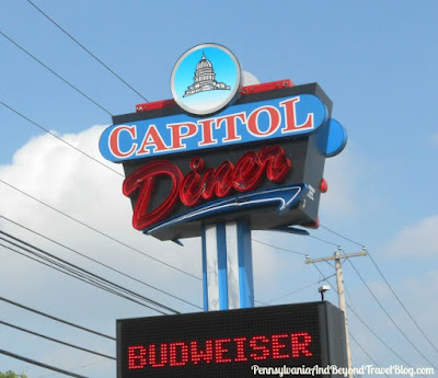 Classic Diner Fare at the Capitol Diner in Harrisburg