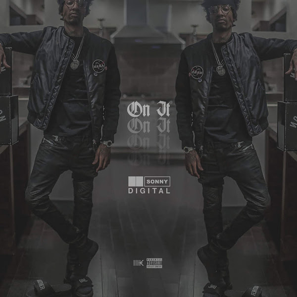 Sonny Digital - On It - Single Cover