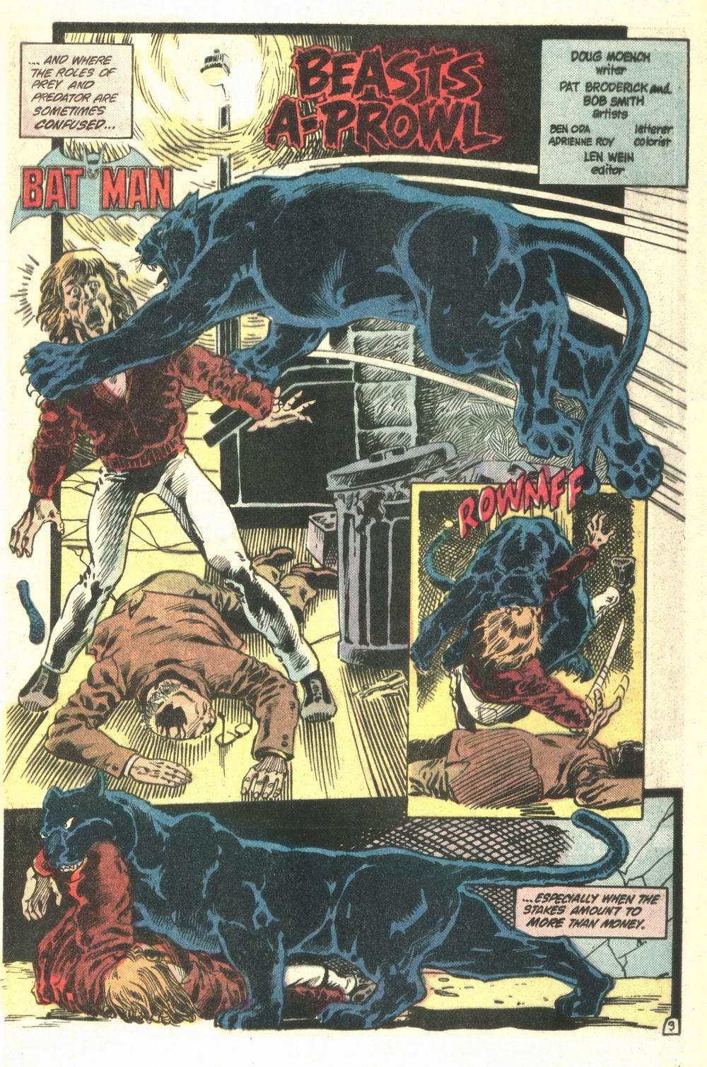 Detective Comics (1937) 548 Page 3