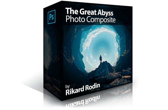 The Great Abyss Photo Composite