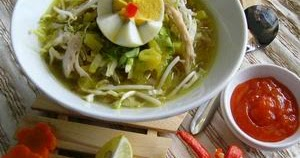 resep soto ayam lamongan   resep masakan 4