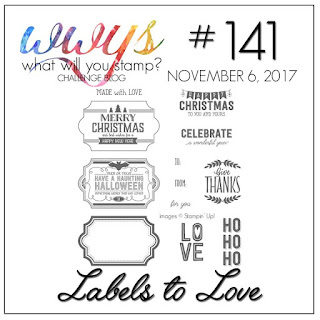 Labels to Love stamp set by Stampin' Up!