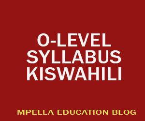 I Ya Kwa Kiswahili Pdf Download
