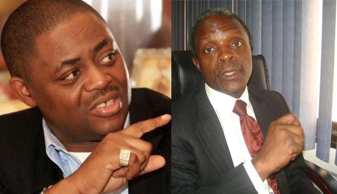 FFK slams acting president Osinbajo over Southern Kaduna killings