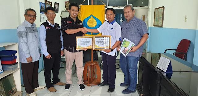 DPC Hiswana Migas Palembang Gandeng ACT Bangun Masjid untuk Penghafal Quran
