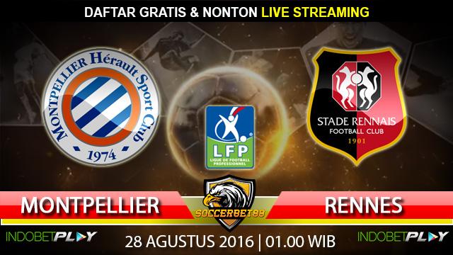 Prediksi Montpellier vs Rennes 28 Agustus 2016 (Liga Prancis)