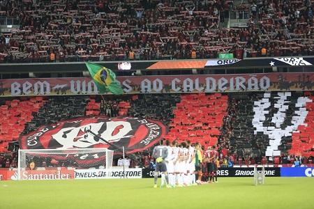 Atlético-PR x San Lorenzo AO VIVO 03/05/2017