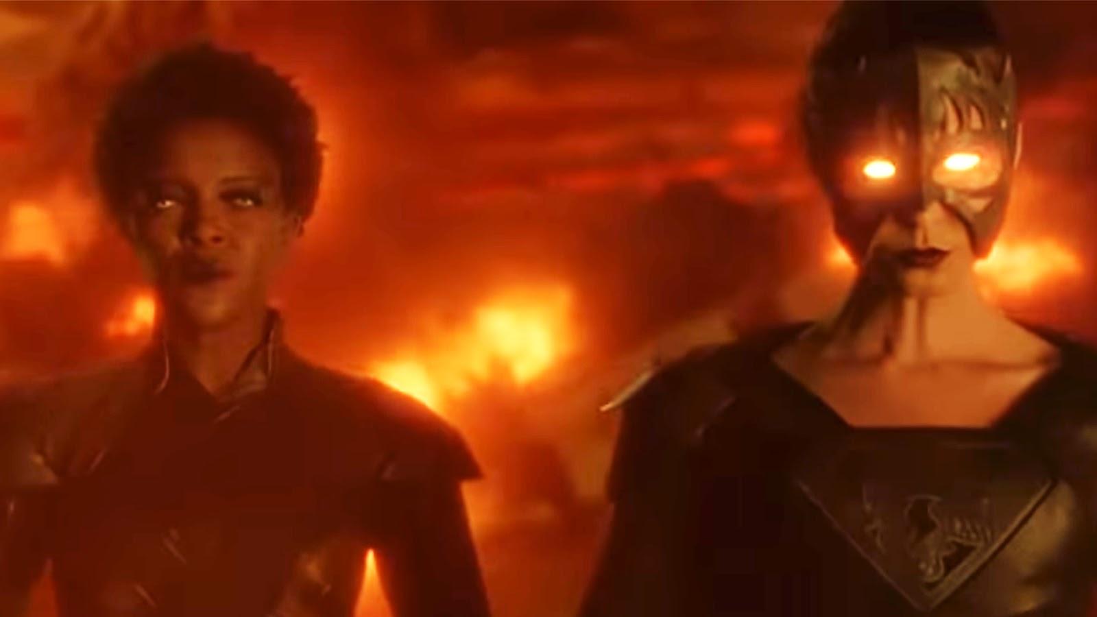SuperGirl Season 3 Episode 13 Review: Both Sides Now - GMonsterTV