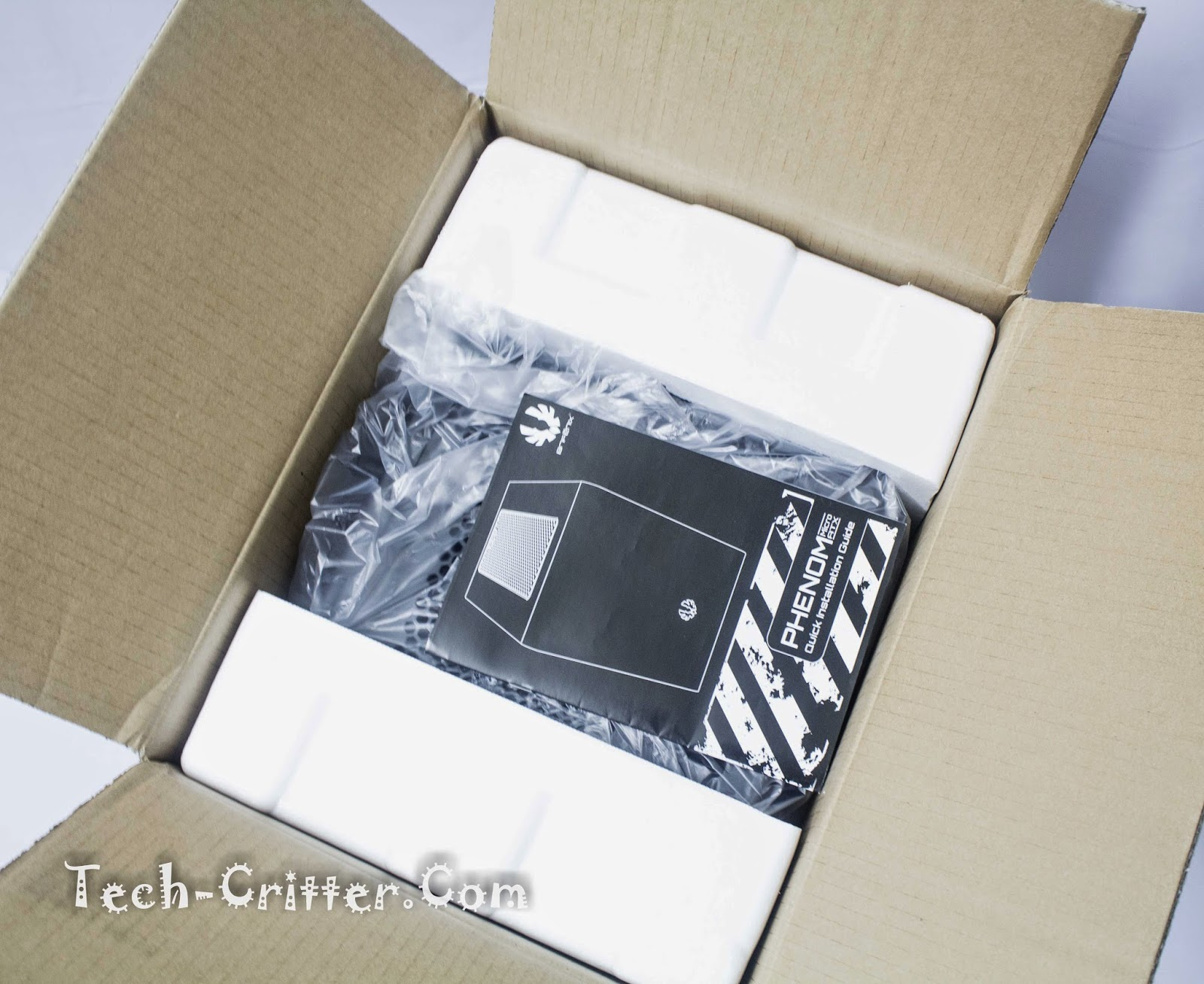 Unboxing & Review: BitFenix Phenom-M 6