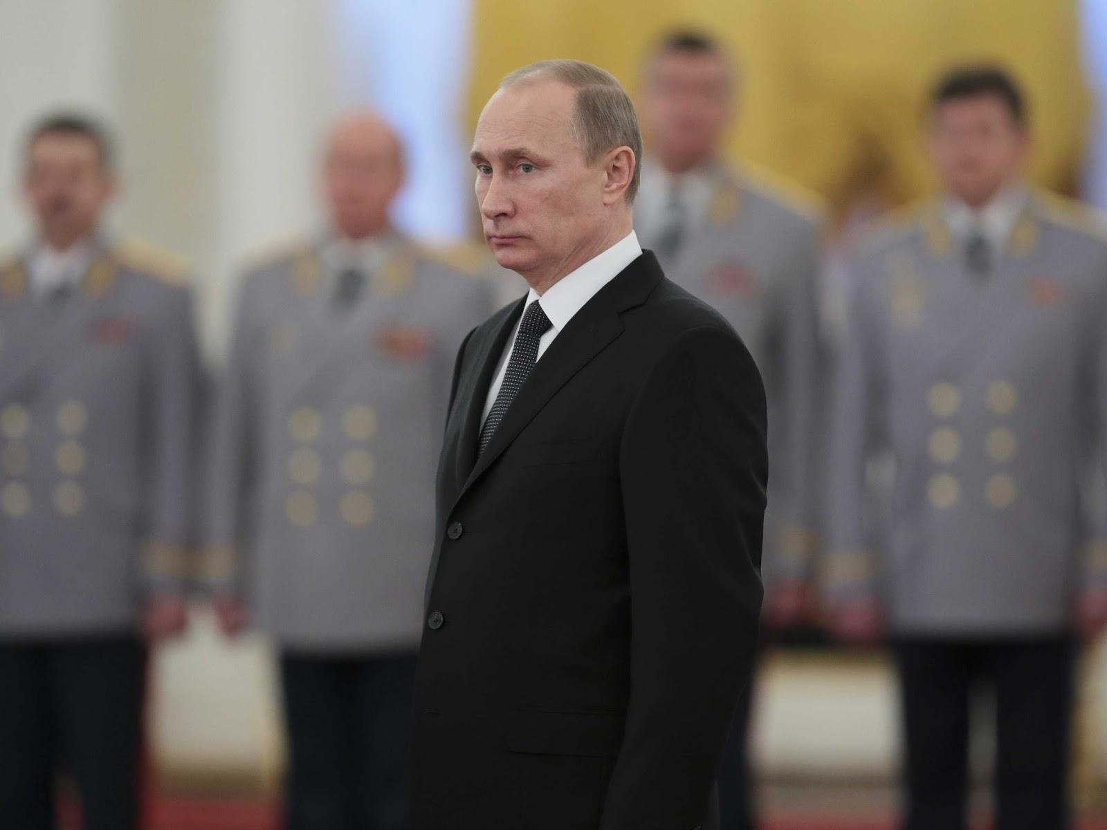 Zespół Aspergera Image: Czy Putin Ma Zespół Aspergera? Mowa Ciała Putina