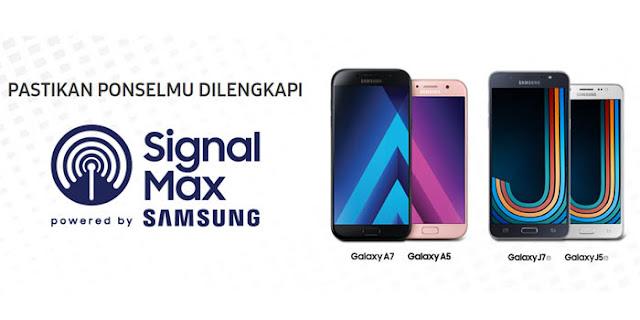 Samsung Signal Max
