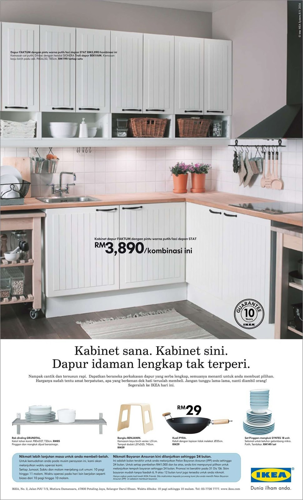 Ikea Kitchen Print Campaign Your Gets So Easy With These Helpers