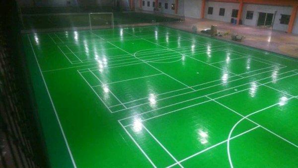 Matras Lantai Futsal Murah