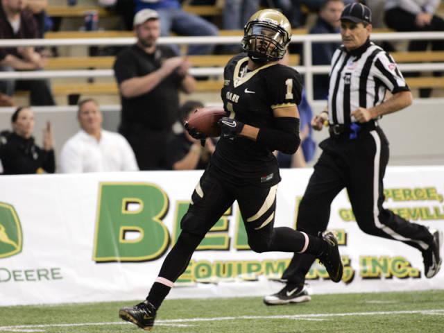 separation shoes 363e8 d0808 Rick Lay's NCAA Football Uniform Reviews: 2011 Idaho Vandals