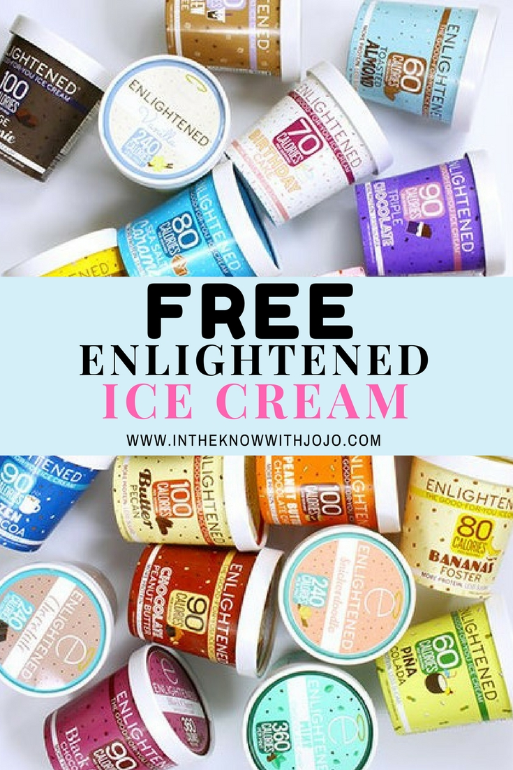 Satisfy your hunger with #Free #EnlightenedIceCream!