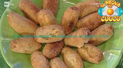 Crocchette di pollo con erbe di campo ricetta Moroni da Prova del Cuoco