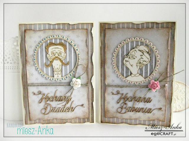 Kartki dla Babci i Dziadka