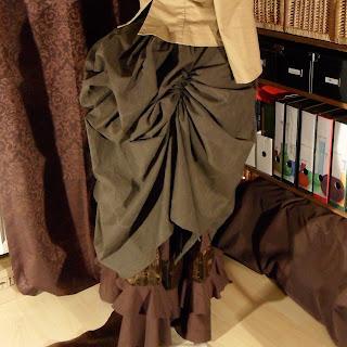 Wash Overskirt | www.zeitunschaerfe.de