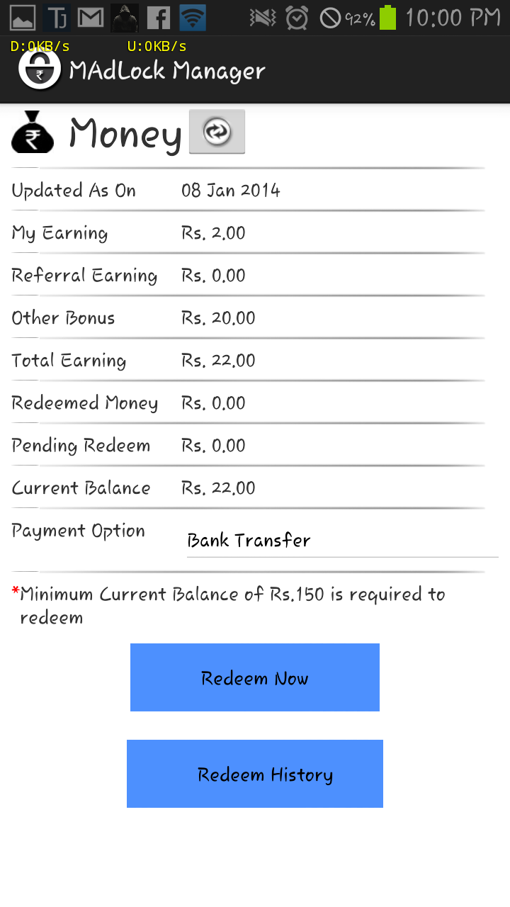 MADLock-Paisa Earning App for Android Users-Alternative for Paisa Swipe