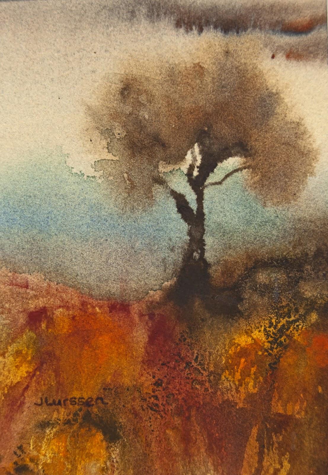 Jean Lurssen Watercolors Color Selections