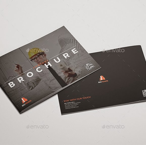 18 Page Business Brochure Template