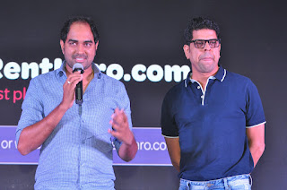 Abhinetri audio launch photos