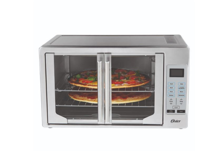 Thibeault S Table Oster Digital French Door Convection Oven
