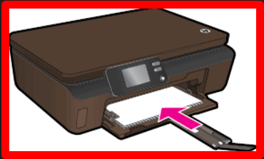 How to Load Photo Paper in Hp Printer
