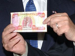 Currency Revaluations Hen All The Time Its Hened Before With Iraq Dinar And They Produce A New Old Became No Value