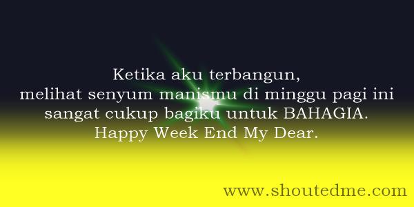 quotes hari minggu