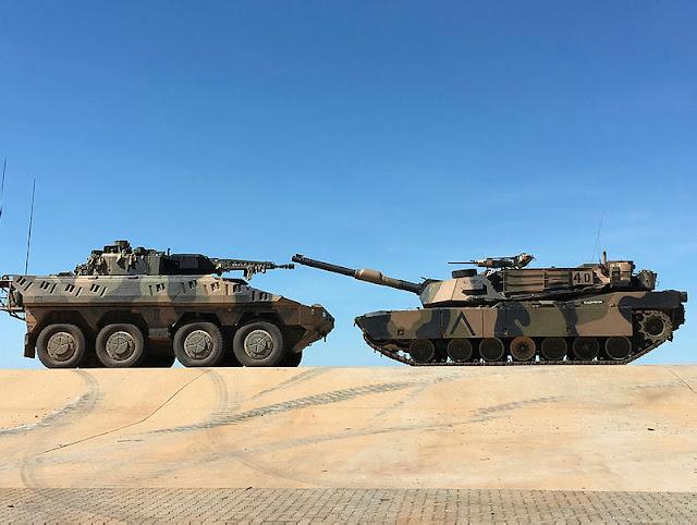 Resultado de imagen de Nuevos Vehículos de Combate del Ejército (LAND 400)