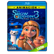 The Snow Queen 3 (2016) BRRip 720p Audio Dual Latino-Ingles