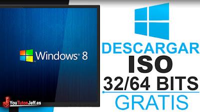 descargar iso windows 8 gratis