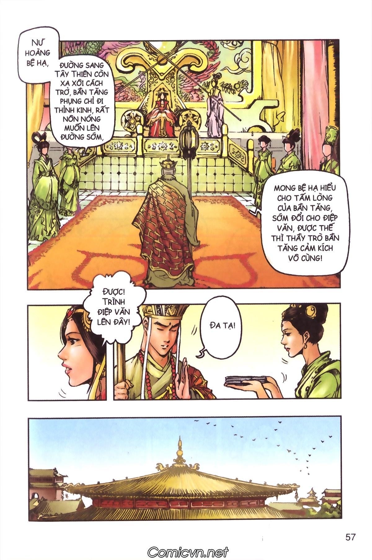 Tây Du Ký màu - Chapter 97 - Pic 27
