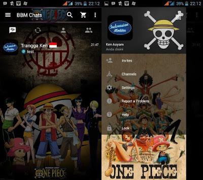 BBM Mod One Piece v2.13.1.14 Apk