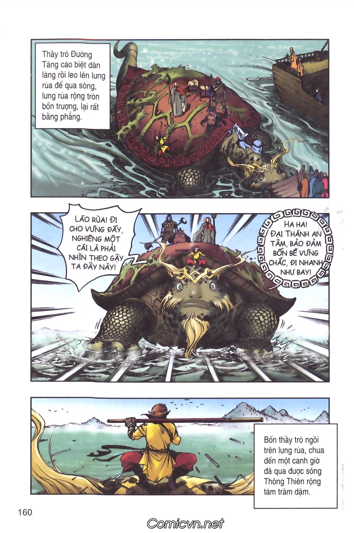 Tây Du Ký màu - Chapter 95 - Pic 31