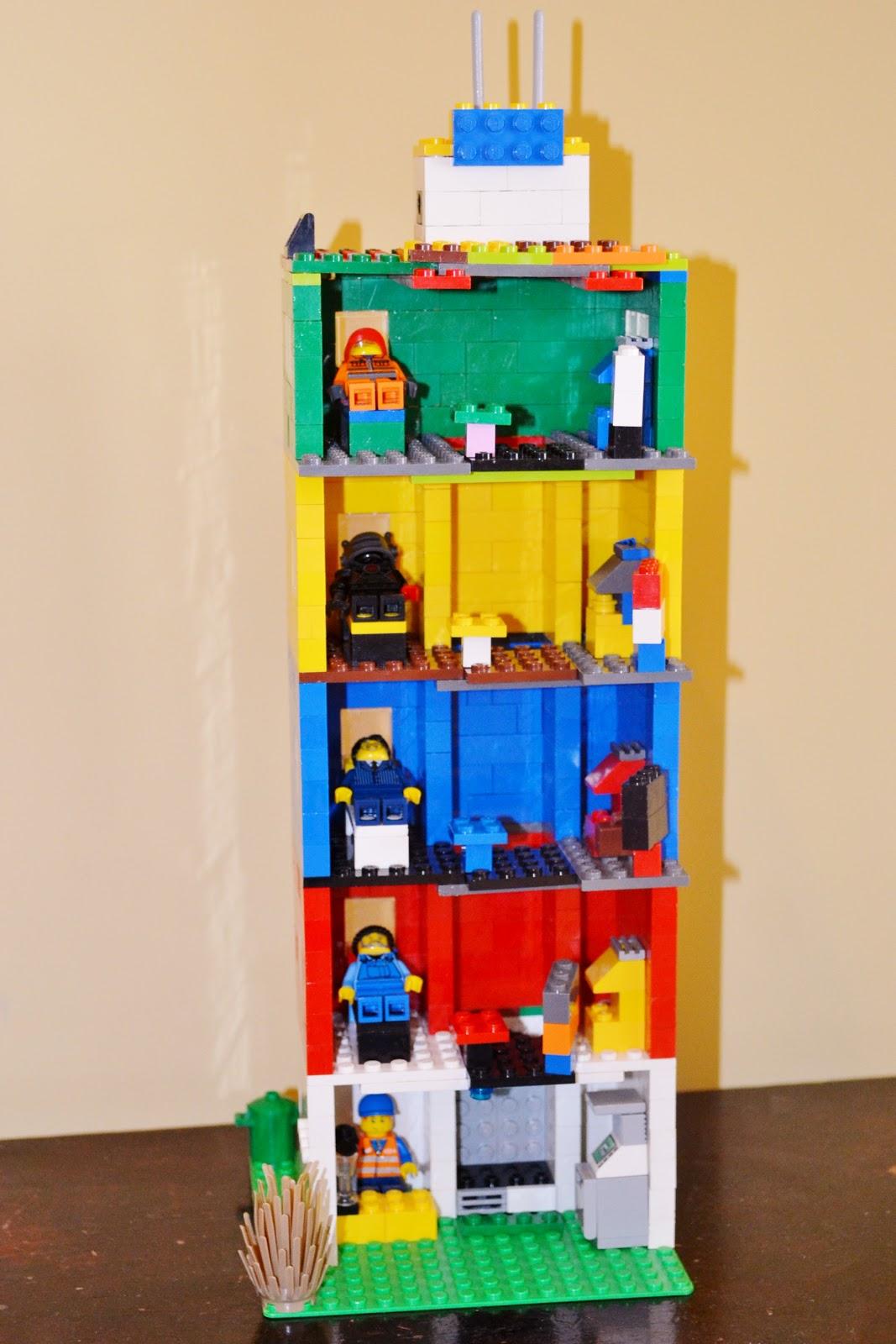 The Hamill Home: Lego City Hotel