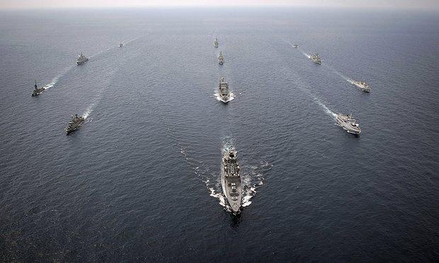 Australia và Indonesia dự định tuần tra chung ở Biển Đông