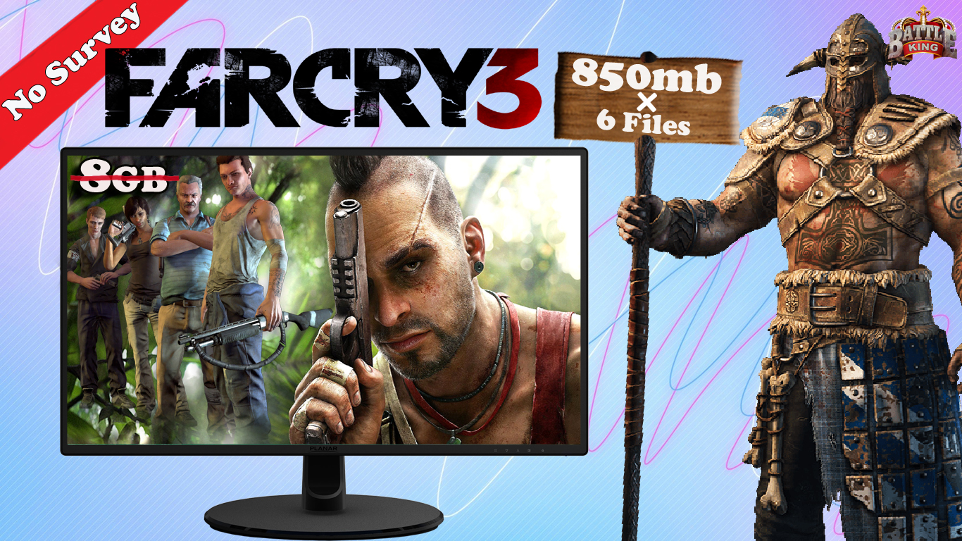 far cry 3 free download full version pc windows 7