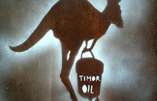 A Austrália não deve roubar o futuro a Timor-Leste