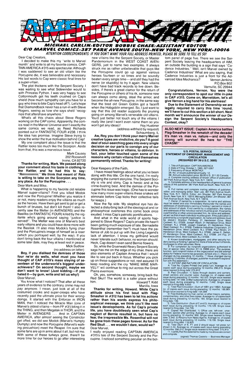Captain America (1968) Issue #321 #249 - English 24
