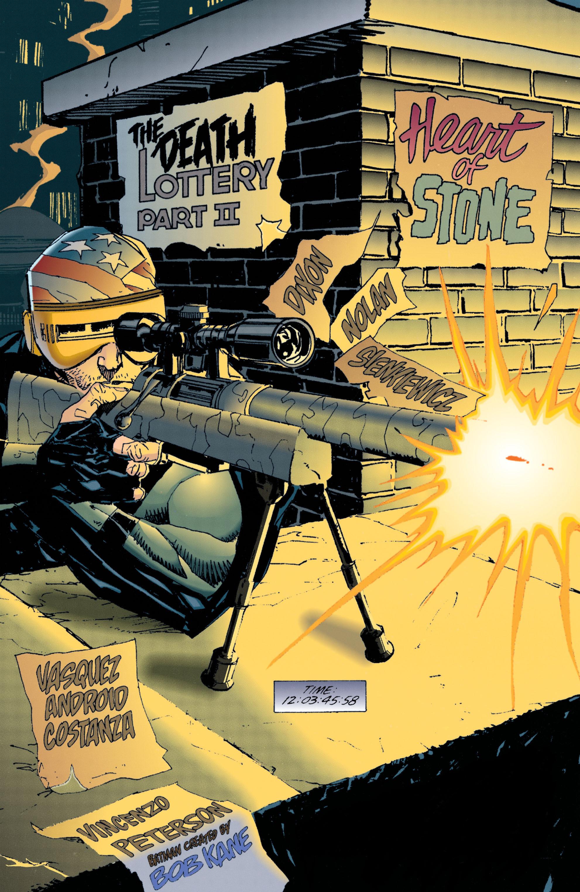 Detective Comics (1937) 709 Page 1
