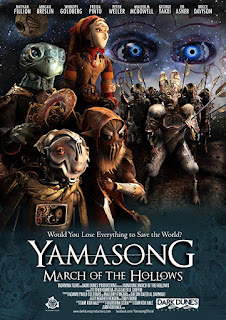 Yamasong March of the Hollows (2017)