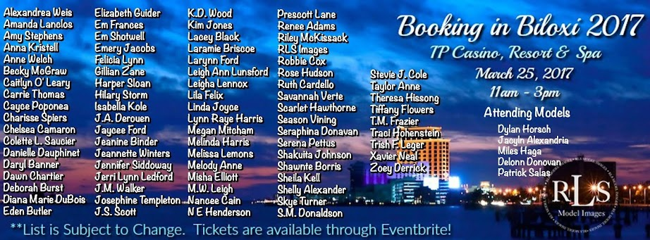 Over 50 of your favourite authors!