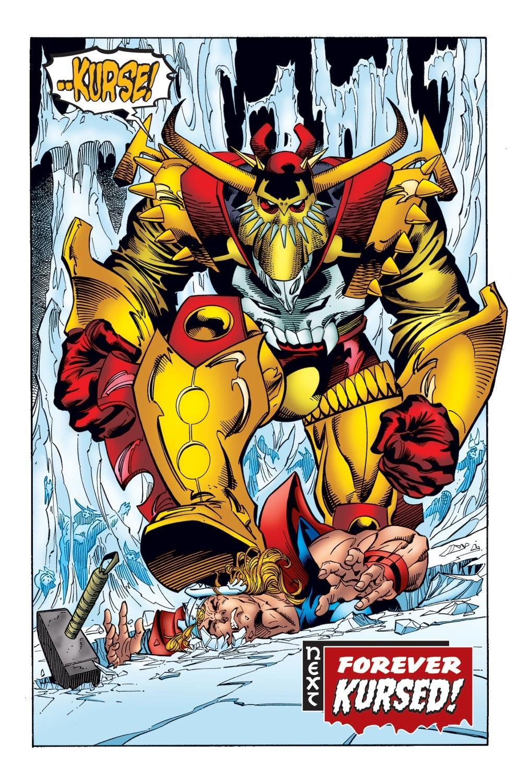 Thor (1998) Issue #31 #32 - English 20