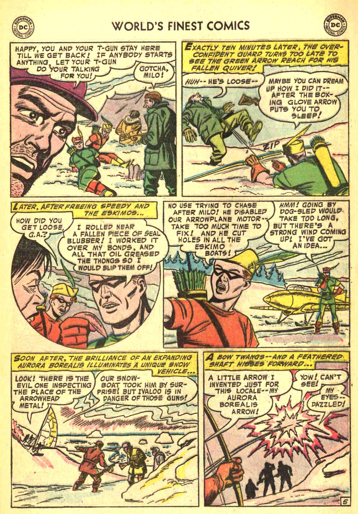 Read online World's Finest Comics comic -  Issue #77 - 21